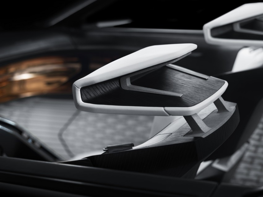 Peugeot Fractal – electric roadster concept unveiled Image #373786