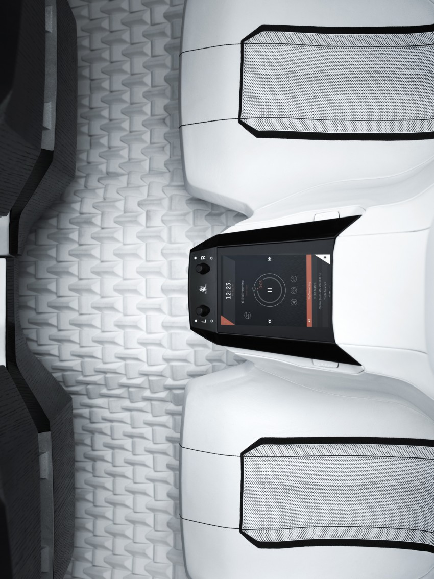 Peugeot Fractal – electric roadster concept unveiled Image #373788