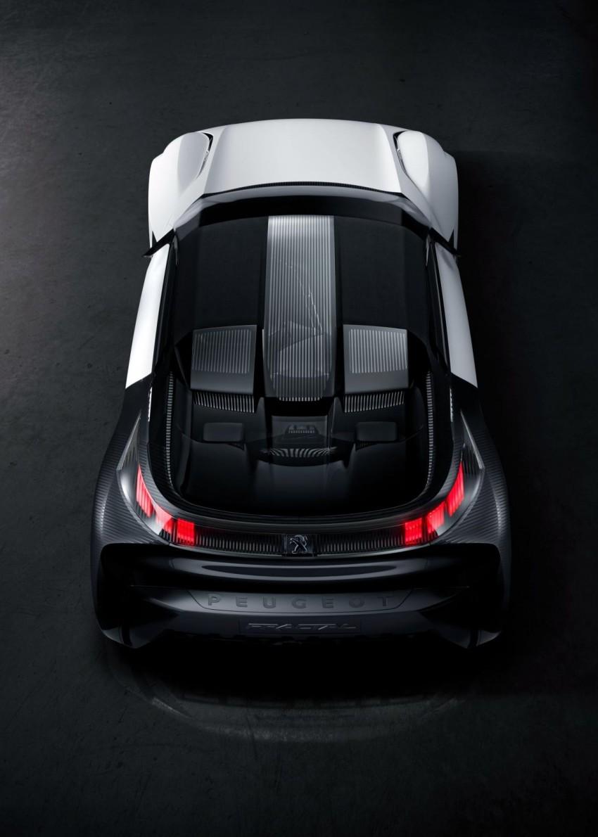 Peugeot Fractal concept leaked – an electric roadster? Image #373529