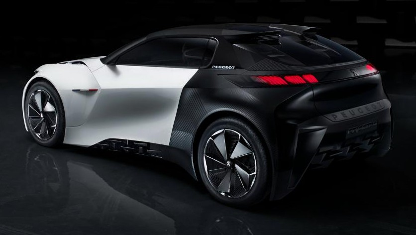 Peugeot Fractal concept leaked – an electric roadster? Image #373531