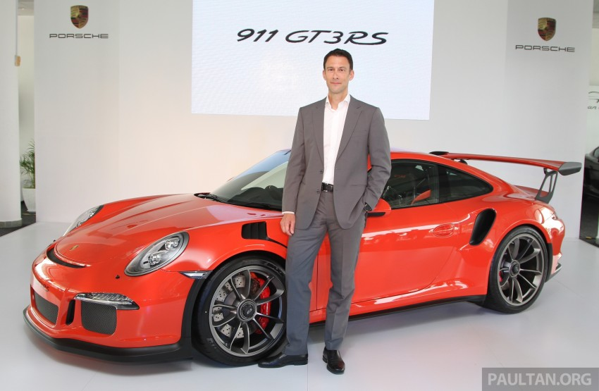 Porsche 911 GT3 RS in Malaysia for RM1.75 million Image #375742