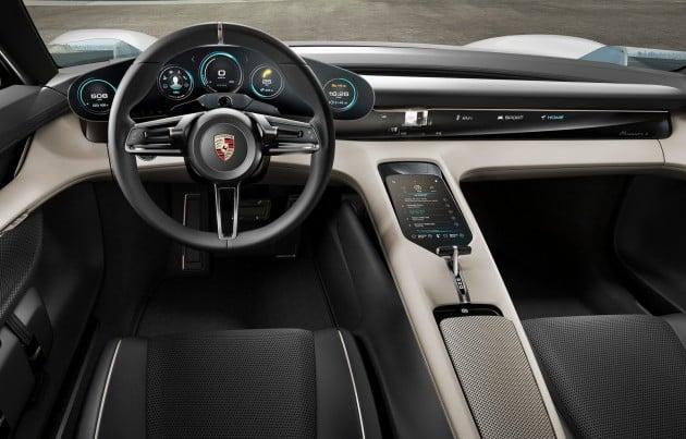 Porsche Mission E Concept-06