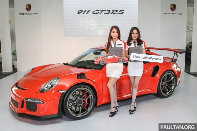 Porsche 911 Gt3 Rs In Malaysia From Rm1 75 Million