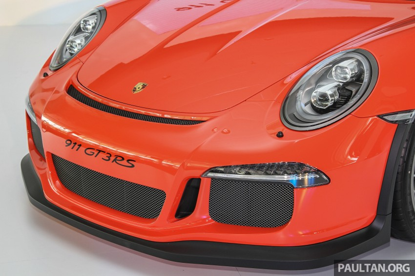 Porsche 911 GT3 RS in Malaysia for RM1.75 million Image #375775