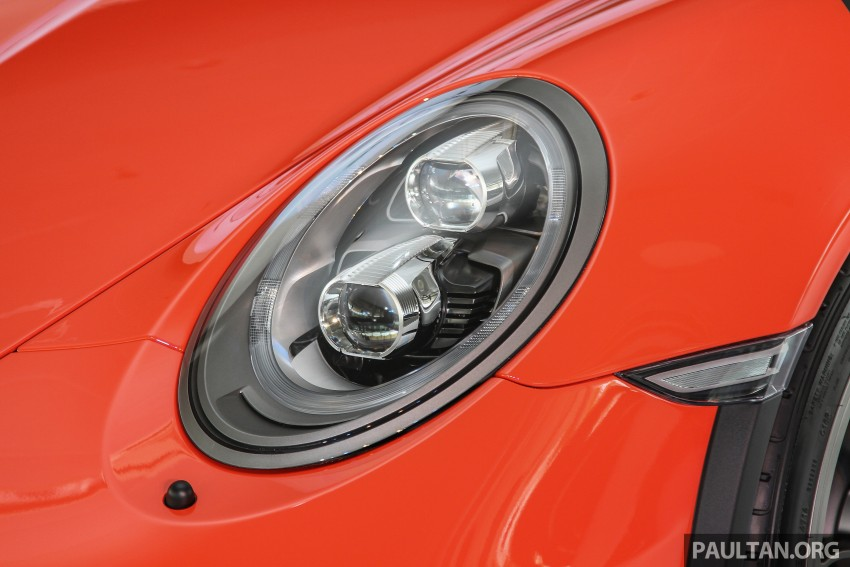 Porsche 911 GT3 RS in Malaysia for RM1.75 million Image #375776