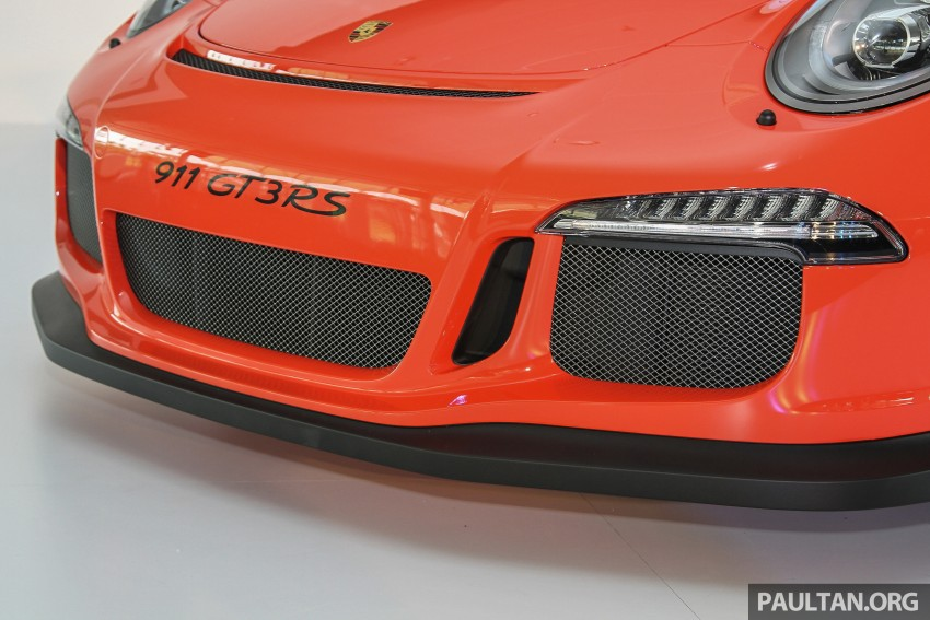 Porsche 911 GT3 RS in Malaysia for RM1.75 million Image #375778