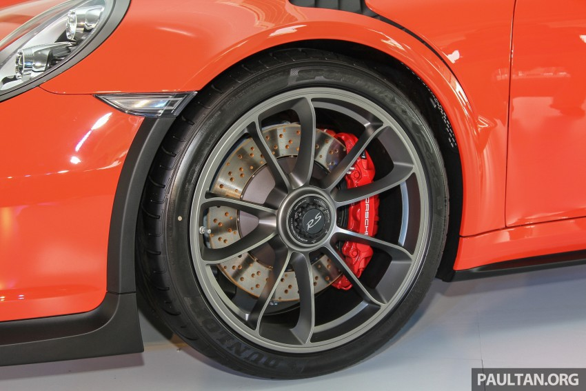 Porsche 911 GT3 RS in Malaysia for RM1.75 million Image #375780