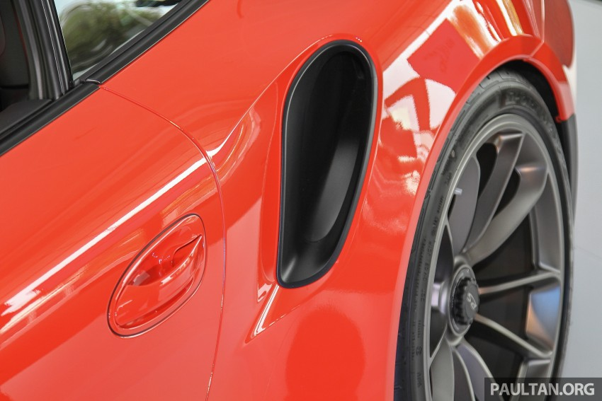 Porsche 911 GT3 RS in Malaysia for RM1.75 million Image #375786