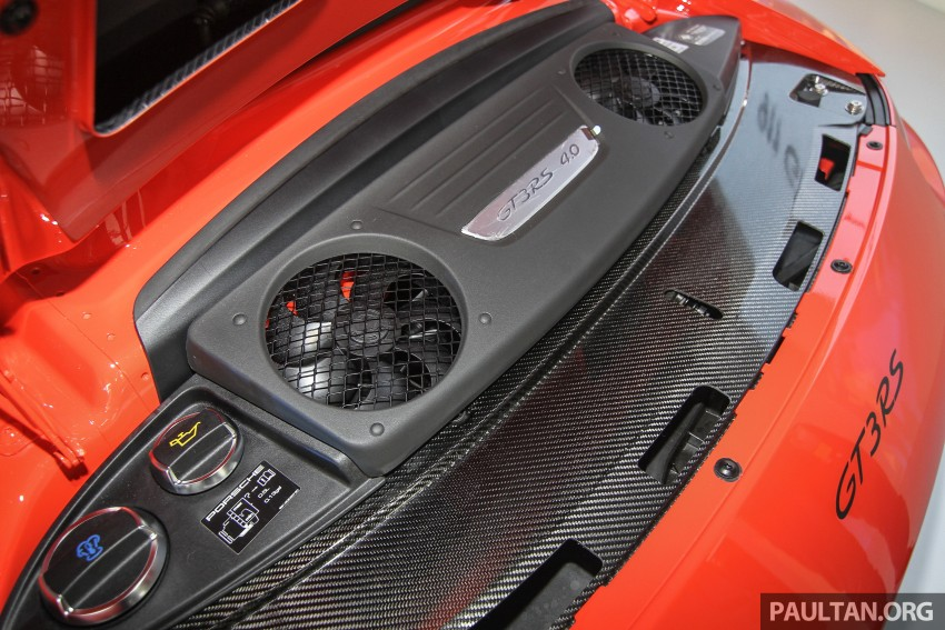Porsche 911 GT3 RS in Malaysia for RM1.75 million Image #375796