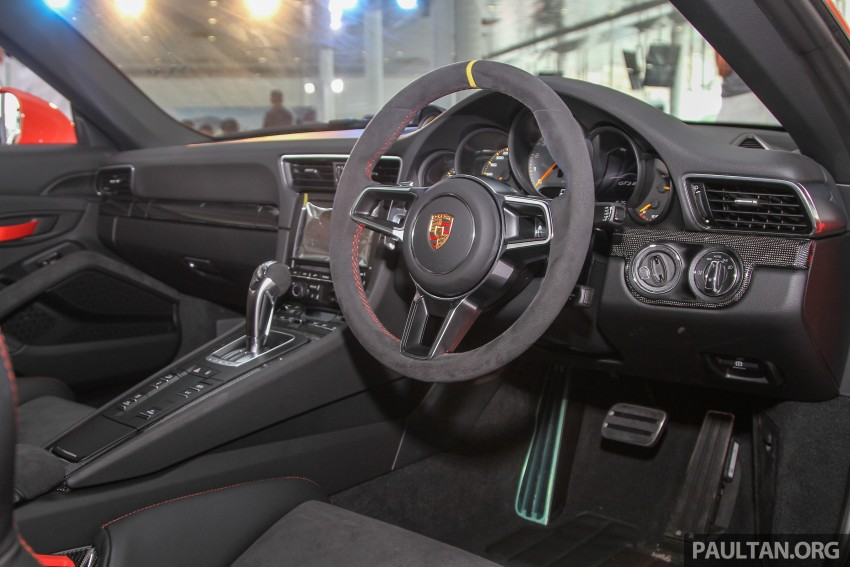 Porsche 911 GT3 RS in Malaysia for RM1.75 million Image #375797