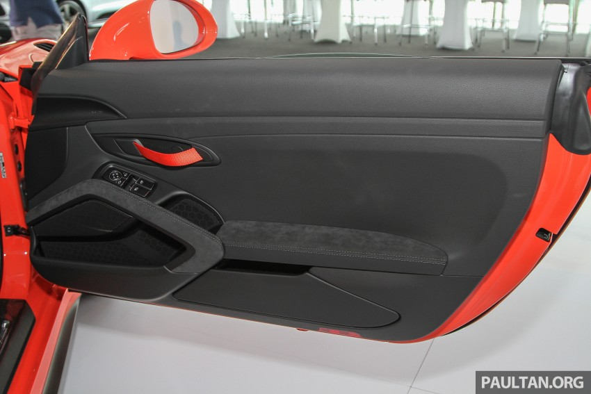 Porsche 911 GT3 RS in Malaysia for RM1.75 million Image #375803
