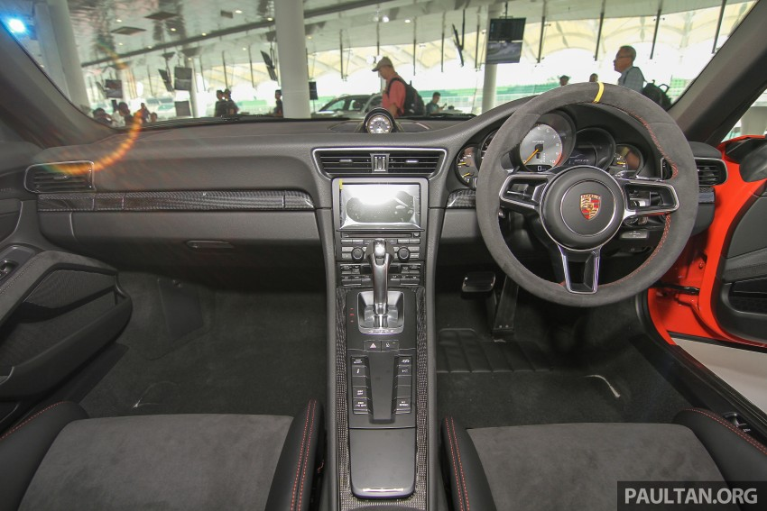 Porsche 911 GT3 RS in Malaysia for RM1.75 million Image #375807