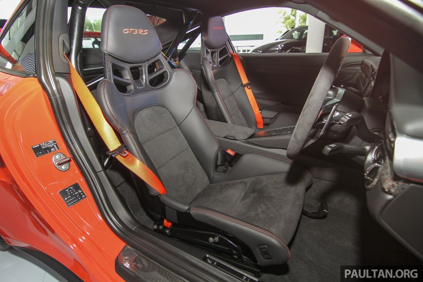 Porsche 911 GT3 RS in Malaysia for RM1.75 million Image #375808