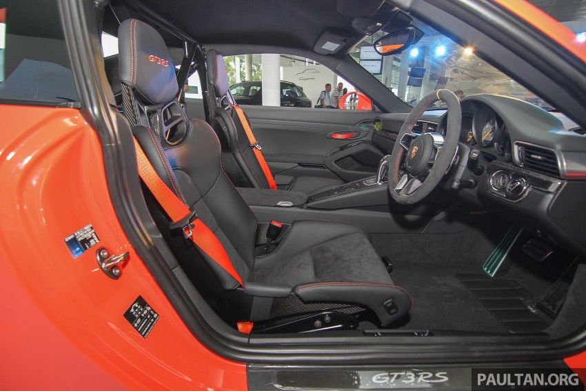 Porsche 911 GT3 RS in Malaysia for RM1.75 million Image #375809