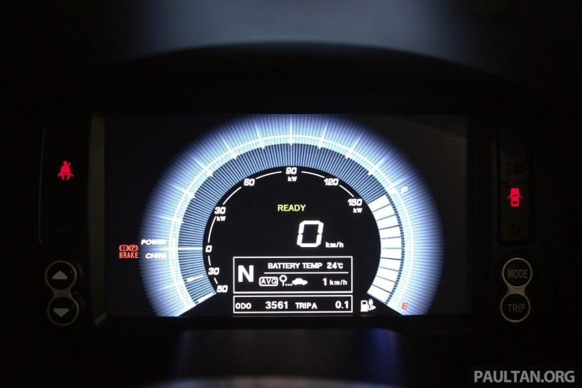 Proton Iriz EV – 300 km electric car on display at IGEM Image #378264