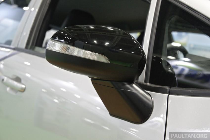 Proton Iriz EV – 300 km electric car on display at IGEM Image #378246