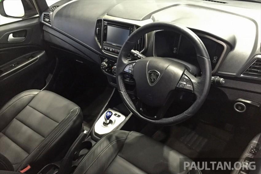 Proton Iriz EV – 300 km electric car on display at IGEM Image #378153