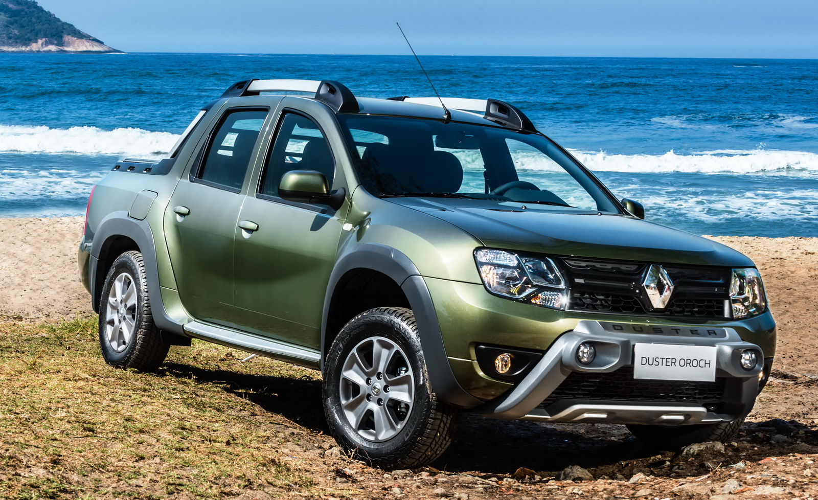 Dacia Pickup 2017 >> Renault Duster Oroch pick-up truck launched in Brazil