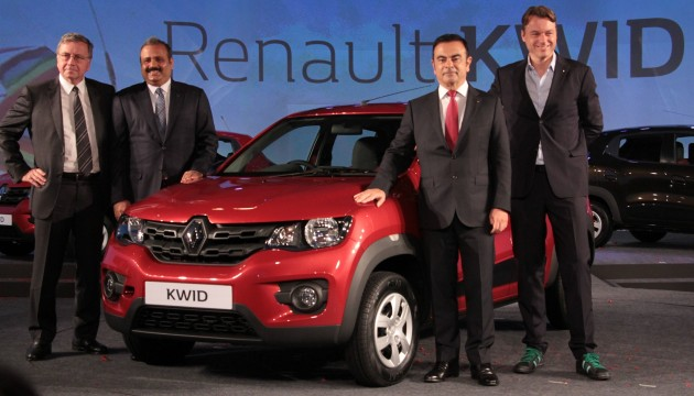 Renault Kwid unveiled in India-03