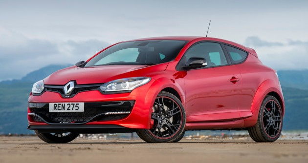 Image result for megane rs 275 trophy red