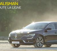 Renault Talisman video screenshot