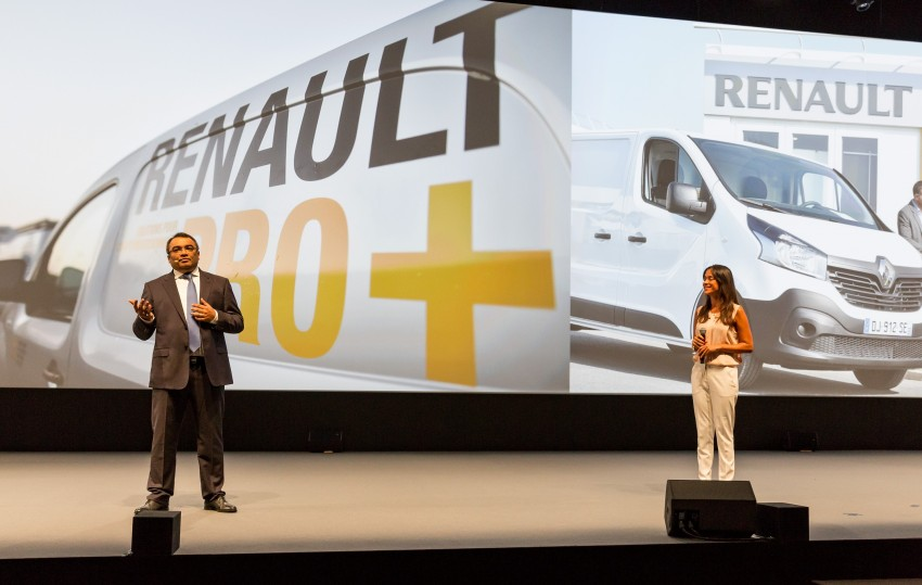 Renault Alaskan pick-up truck concept unveiled; Frankfurt debut – it's a French Nissan NP300 Navara! Image #375419
