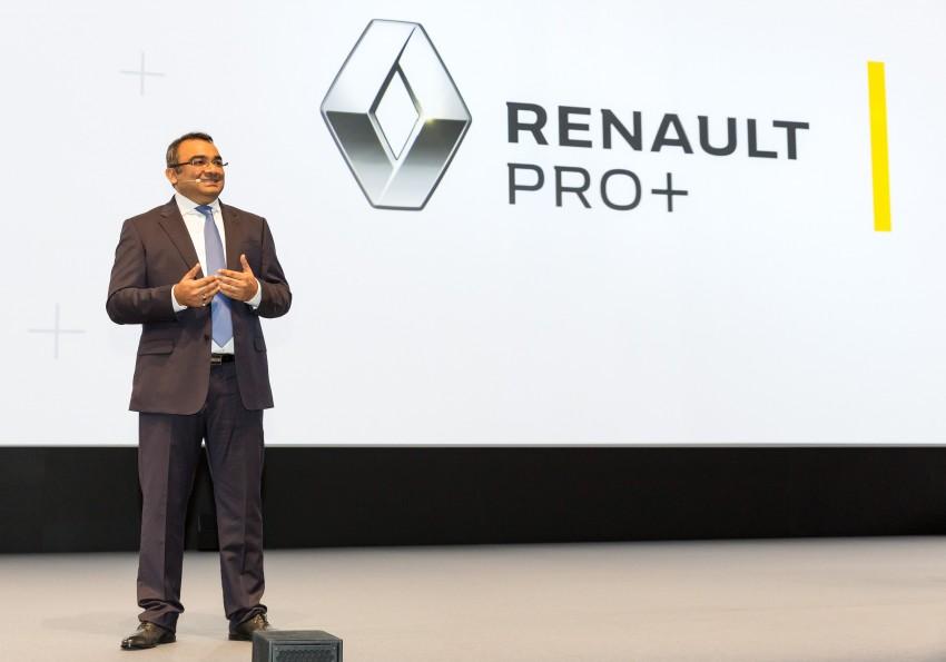 Renault Alaskan pick-up truck concept unveiled; Frankfurt debut – it's a French Nissan NP300 Navara! Image #375420