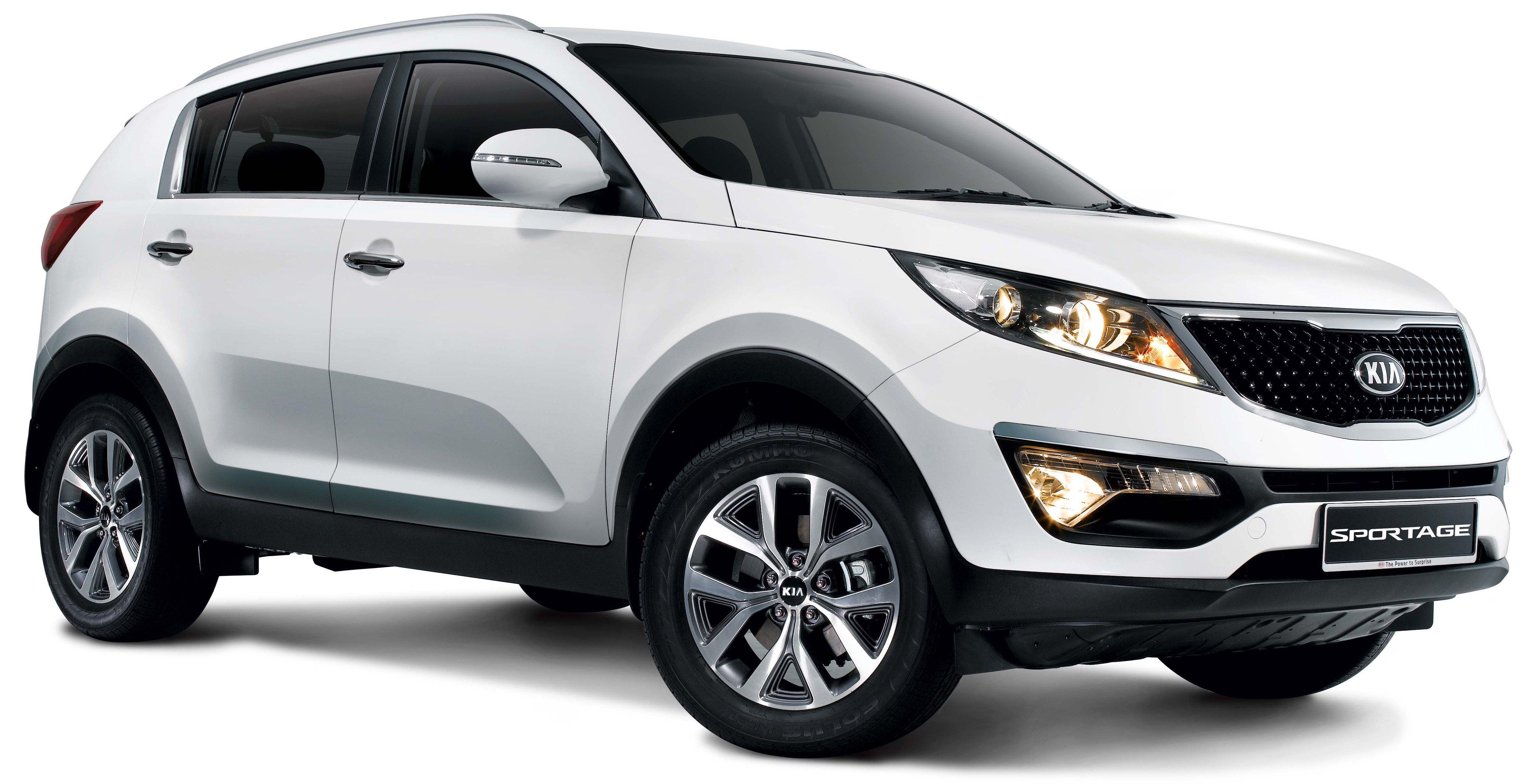 Kia Sportage 2WD Now Here