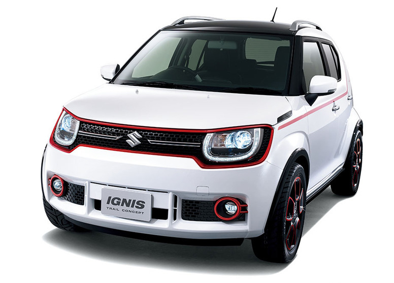 Suzuki Ignis – new \'compact crossover\' for Tokyo 2015 Paul Tan ...