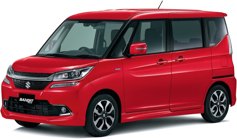 2016 Suzuki Solio And Bandit Hybrid Debut In Japan