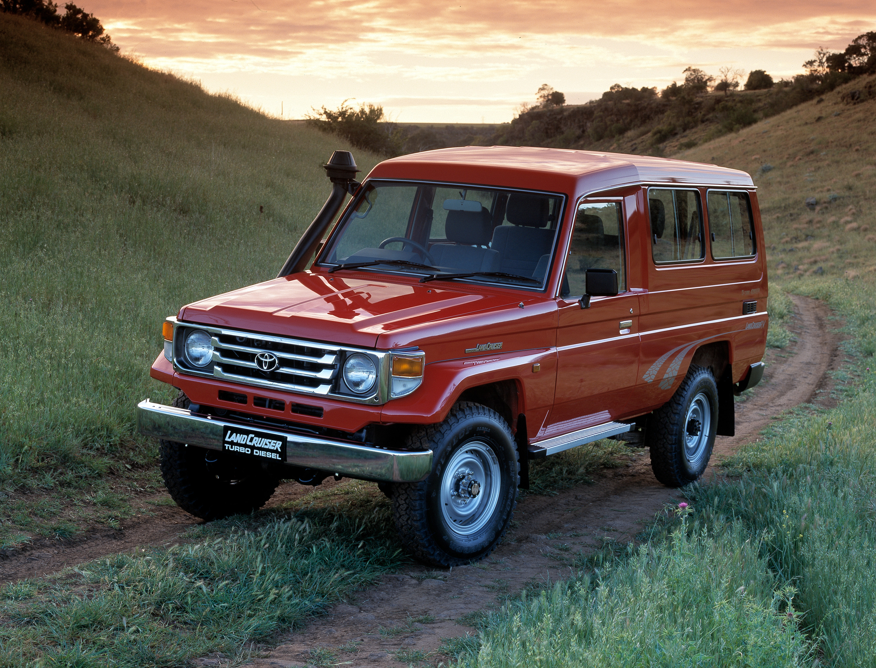 Back to Story: Toyota Land Cruiser 70 set to be 5-star ANCAP-rated