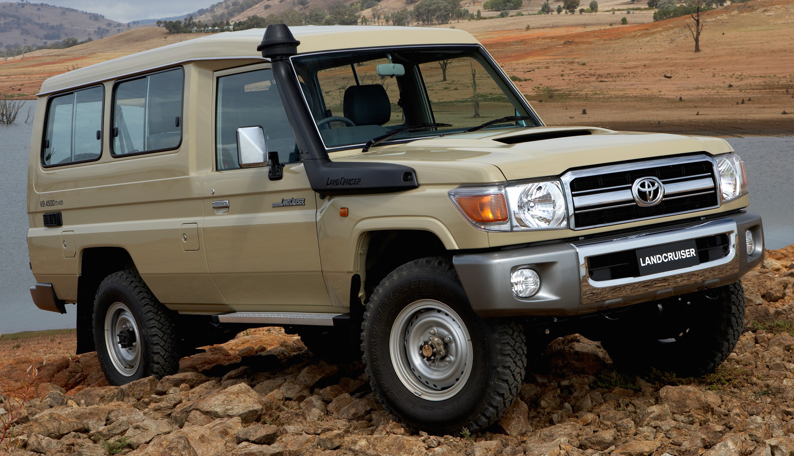 Toyota Land Cruiser 70 Series >> Toyota Land Cruiser 70 set to be 5-star ANCAP-rated Paul Tan - Image 383177