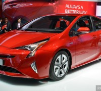 Toyota Prius 4th-gen Frankfurt 1