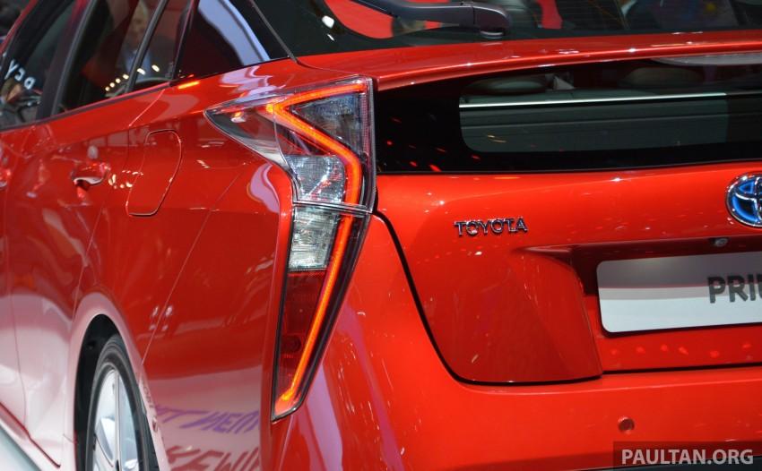 GALLERY: Toyota Prius – 4th-gen on show in Frankfurt Image #383255