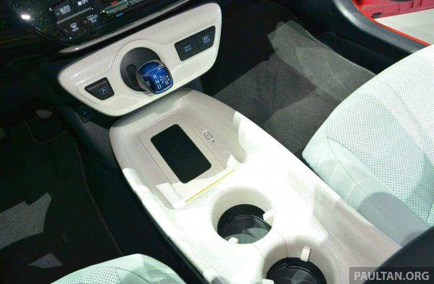 GALLERY: Toyota Prius – 4th-gen on show in Frankfurt Image #383263
