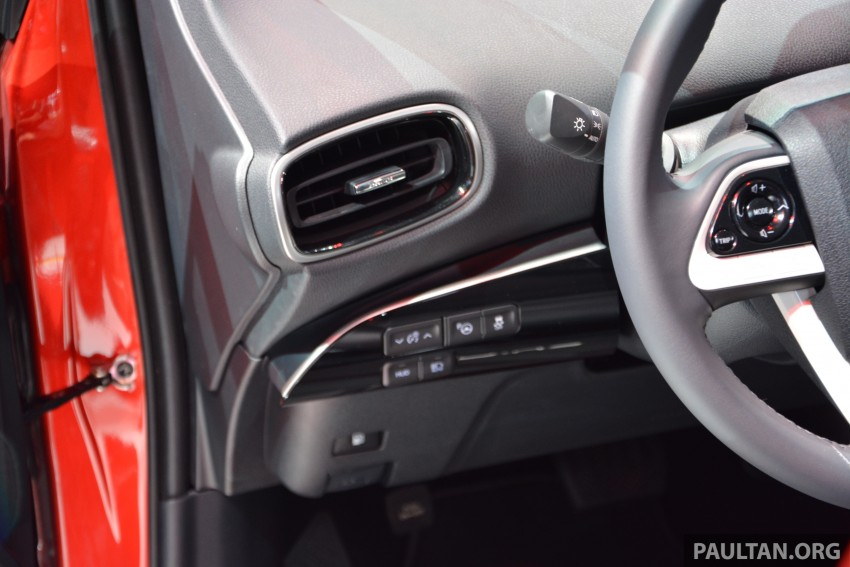 GALLERY: Toyota Prius – 4th-gen on show in Frankfurt Image #383266