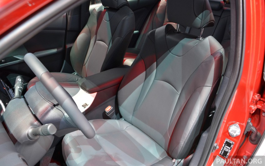 GALLERY: Toyota Prius – 4th-gen on show in Frankfurt Image #383271