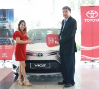 WOW 01_Ms Leong Yee Yin from Penang with her Vios J (AT)