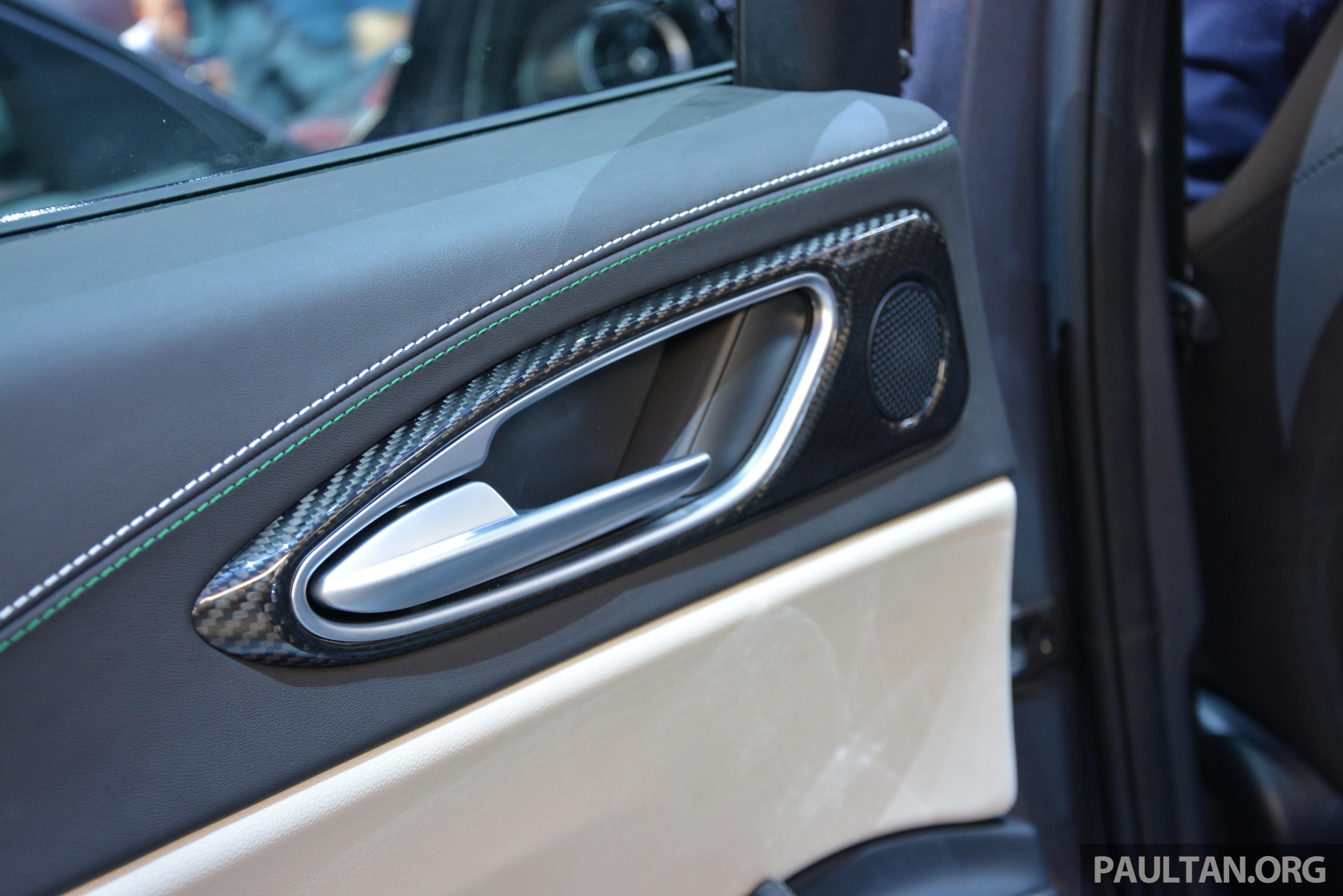 Back to Story: Frankfurt 2015: Alfa Romeo Giulia Quadrifoglio makes ... puntos market bwin