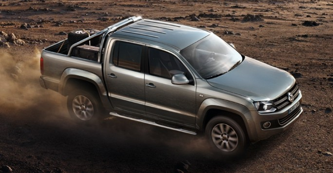 Volkswagen Amarok to be manufactured in Asia? Image #377069