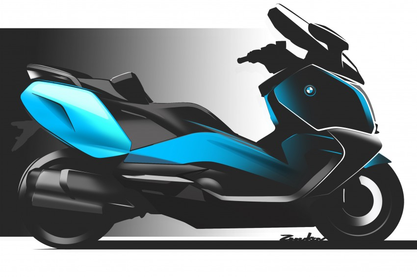 BMW C 650 Sport, C 650 GT maxi scooters revealed Image #382082