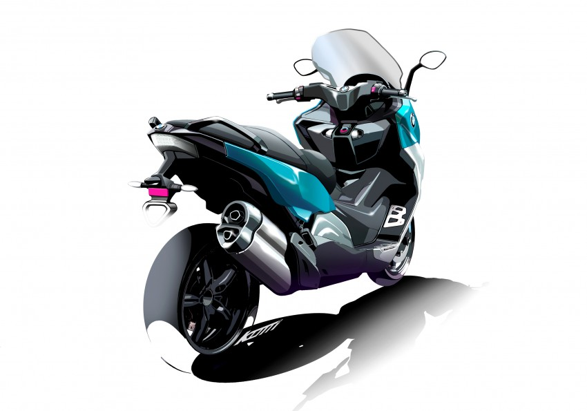 BMW C 650 Sport, C 650 GT maxi scooters revealed Image #382087