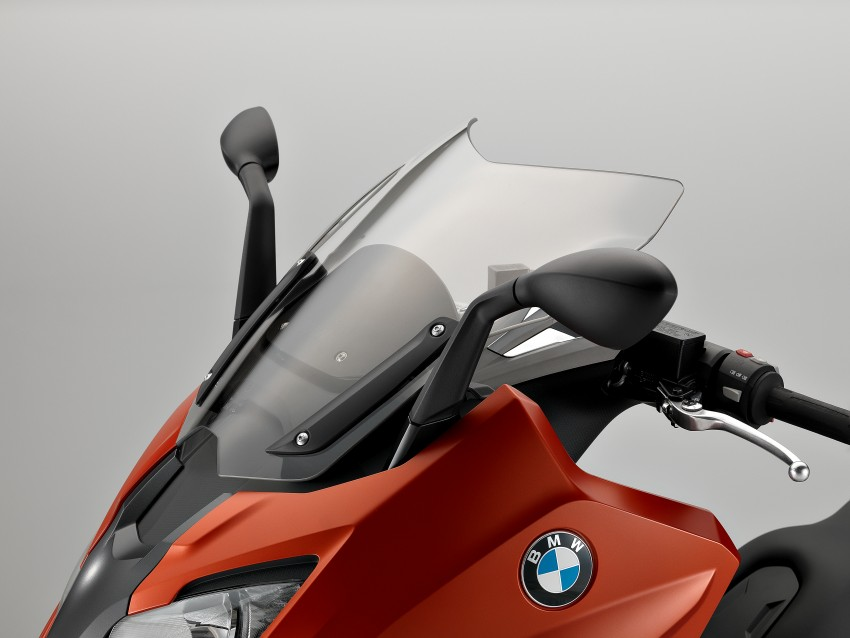 BMW C 650 Sport, C 650 GT maxi scooters revealed Image #382037