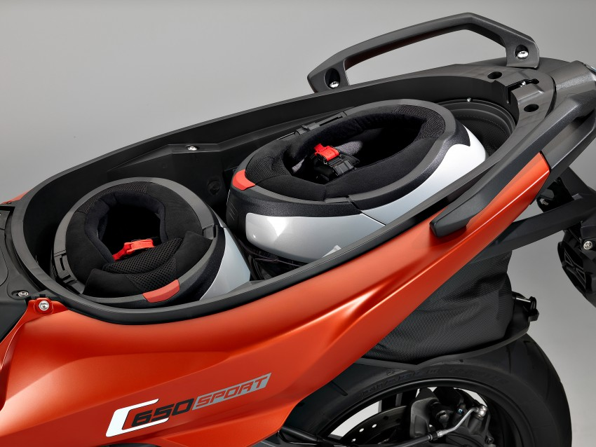 BMW C 650 Sport, C 650 GT maxi scooters revealed Image #382038