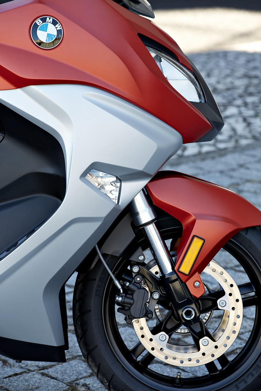 BMW C 650 Sport, C 650 GT maxi scooters revealed Image #382040