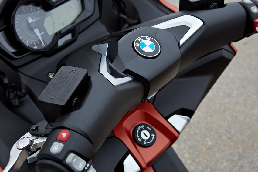 BMW C 650 Sport, C 650 GT maxi scooters revealed Image #382046
