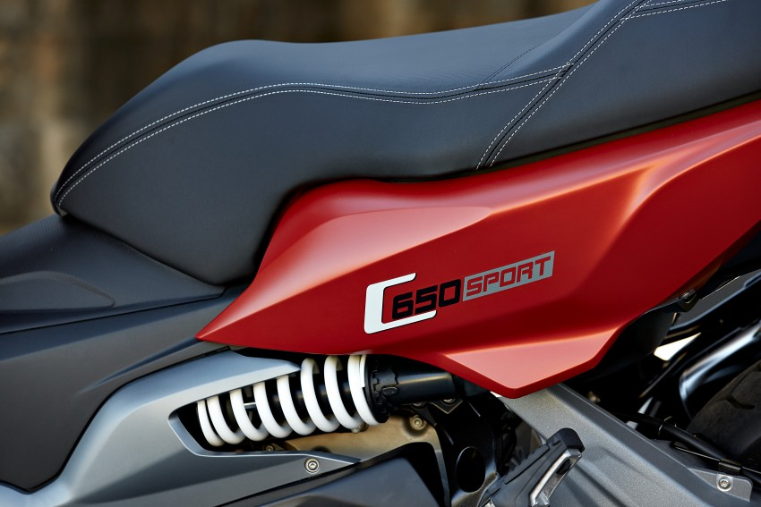 BMW C 650 Sport, C 650 GT maxi scooters revealed Image #382048