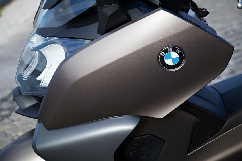 BMW C 650 Sport, C 650 GT maxi scooters revealed Image #382055