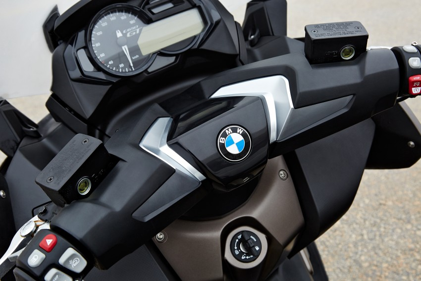 BMW C 650 Sport, C 650 GT maxi scooters revealed Image #382057