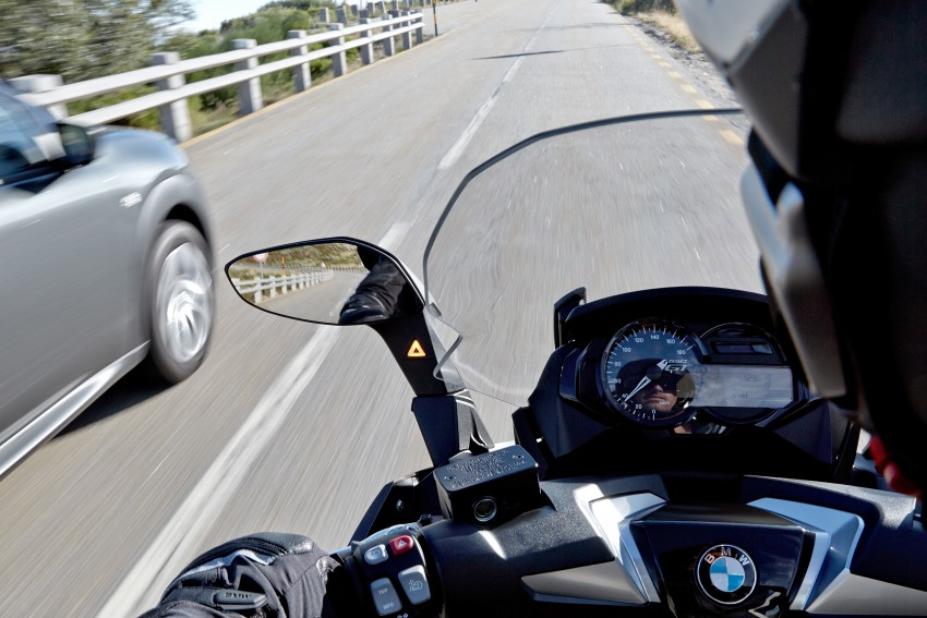 BMW C 650 Sport, C 650 GT maxi scooters revealed Image #382063